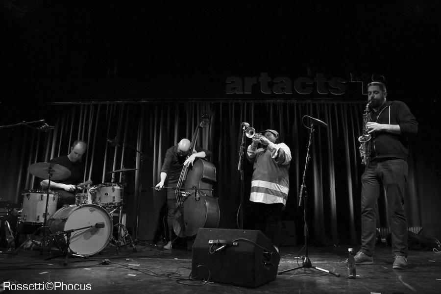 Jaimie Branch Quartet