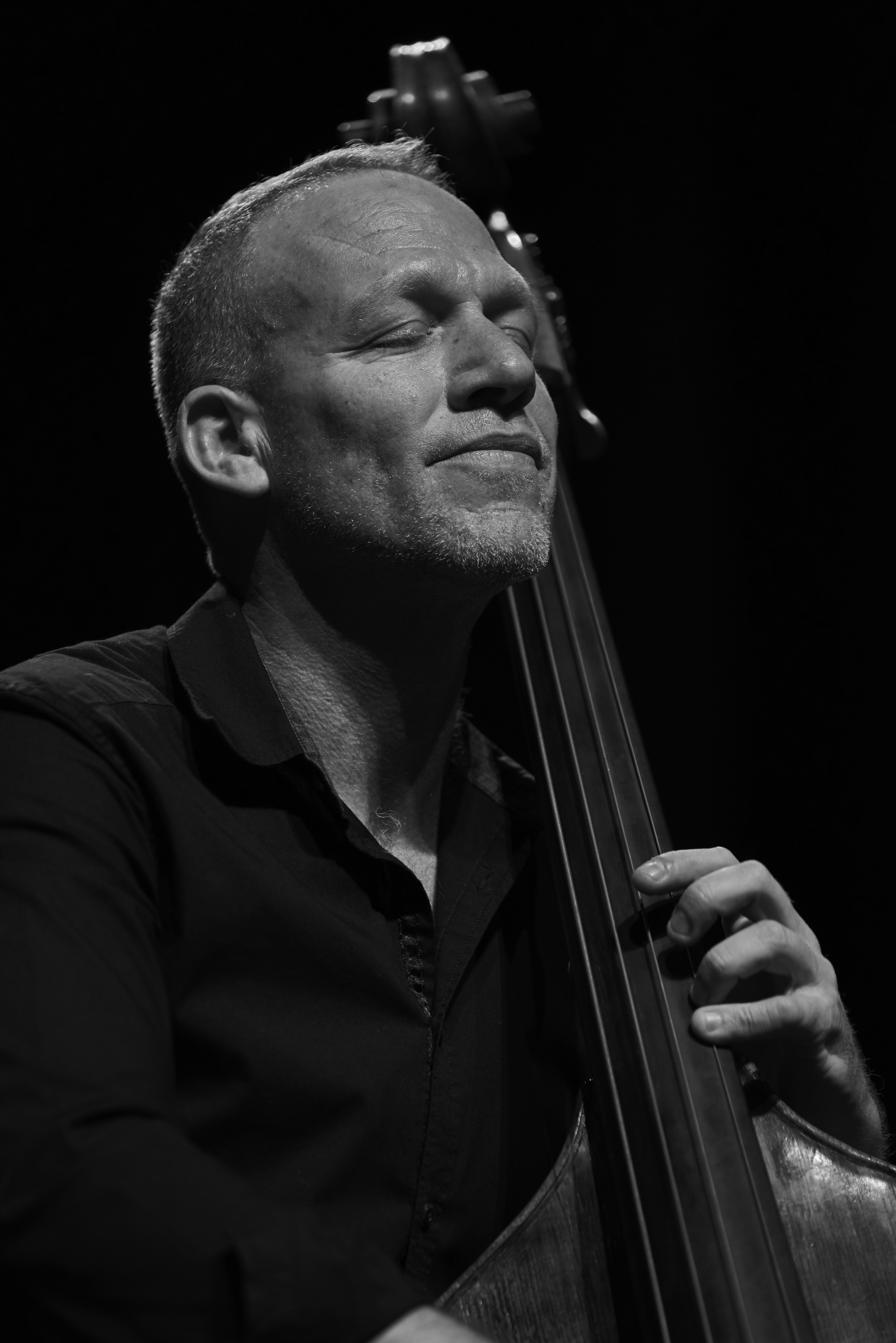 Avishai Cohen Trio concert in Chelles near Paris France on May 2019