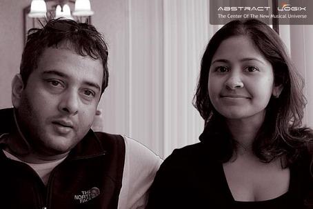 Souvik and Sweta Dutta