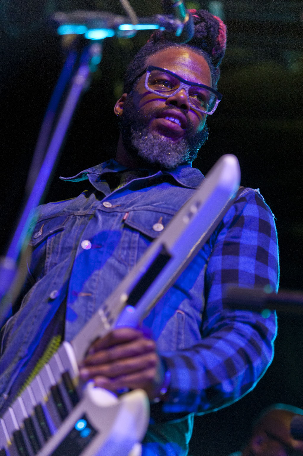 Casey Benjamin Performs with Robert Glasper: Songs in the Key of Life, Harlemstage 12/14/12