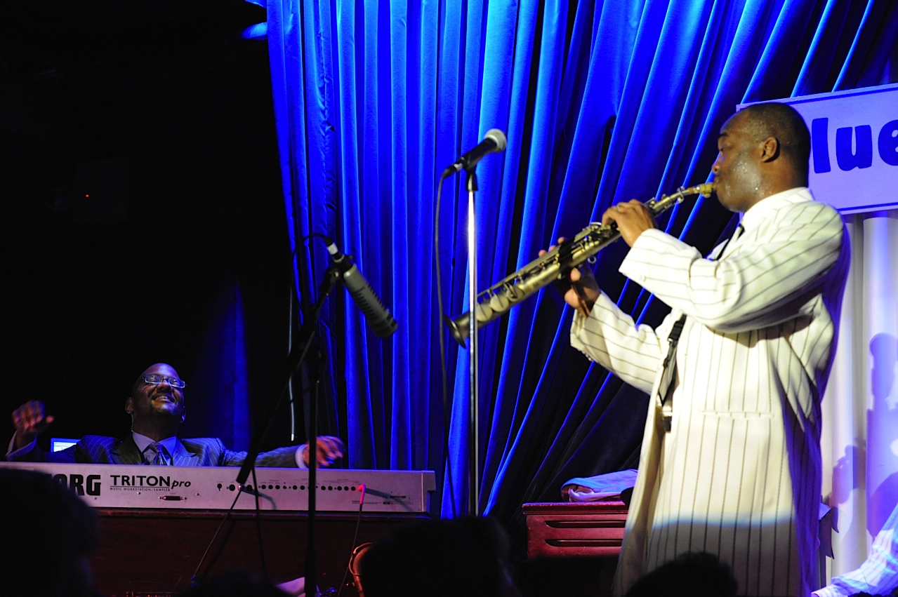 James Carter at the Blue Note #2