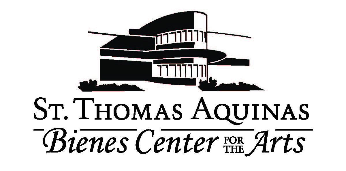 Logo for Bienes Center for the Arts at St. Thomas Aquinas
