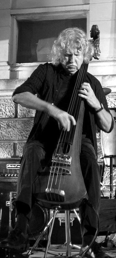 Eberhard Weber (Varna Summer Jazz Festival'2005, Varna, Bulgaria)