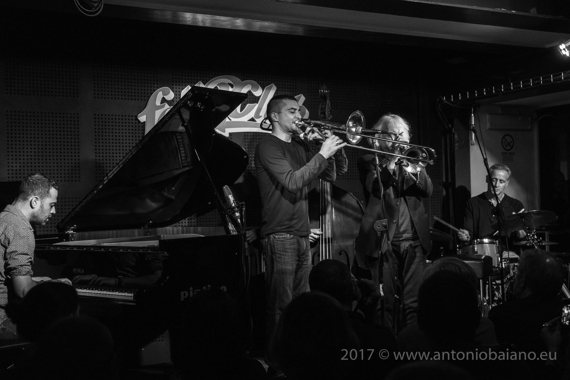 Enrico Rava Tribe Quintet