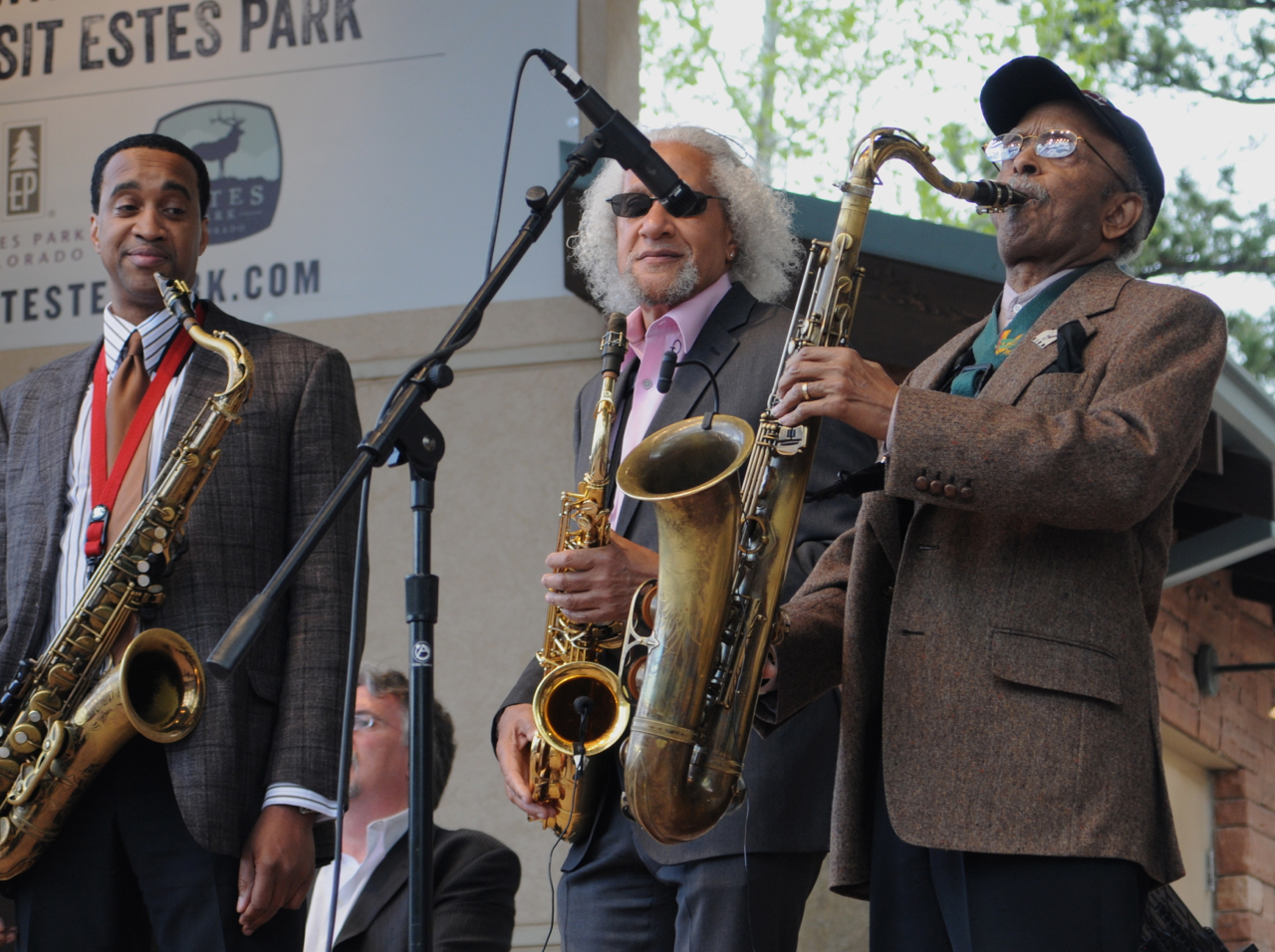 Javon Jackson, Gary Bartz, Jimmy Heath