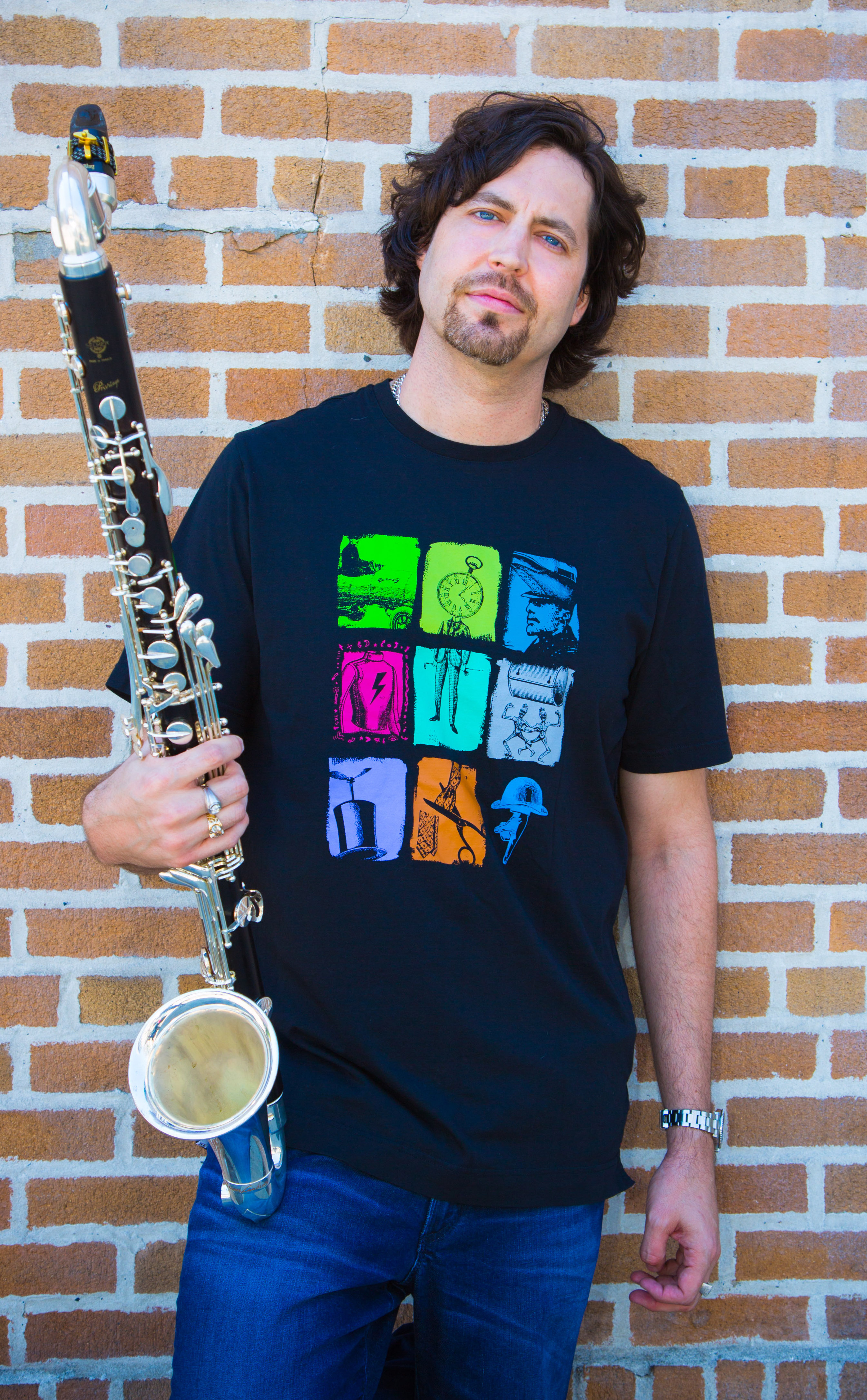 Brian Landrus with Bass Clarinet