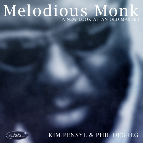 Melodious Monk CD Cover