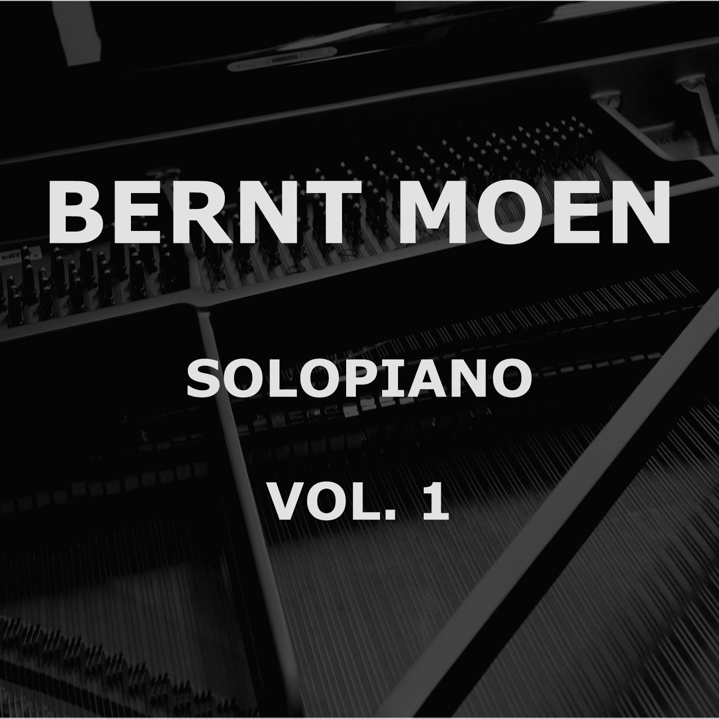 Album Solopiano Vol. 1 by Bernt Moen