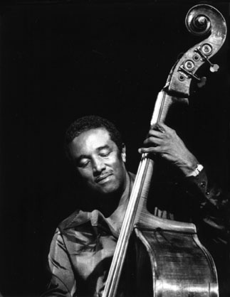 Ray Brown at the Concord Jazz Festival in 1978