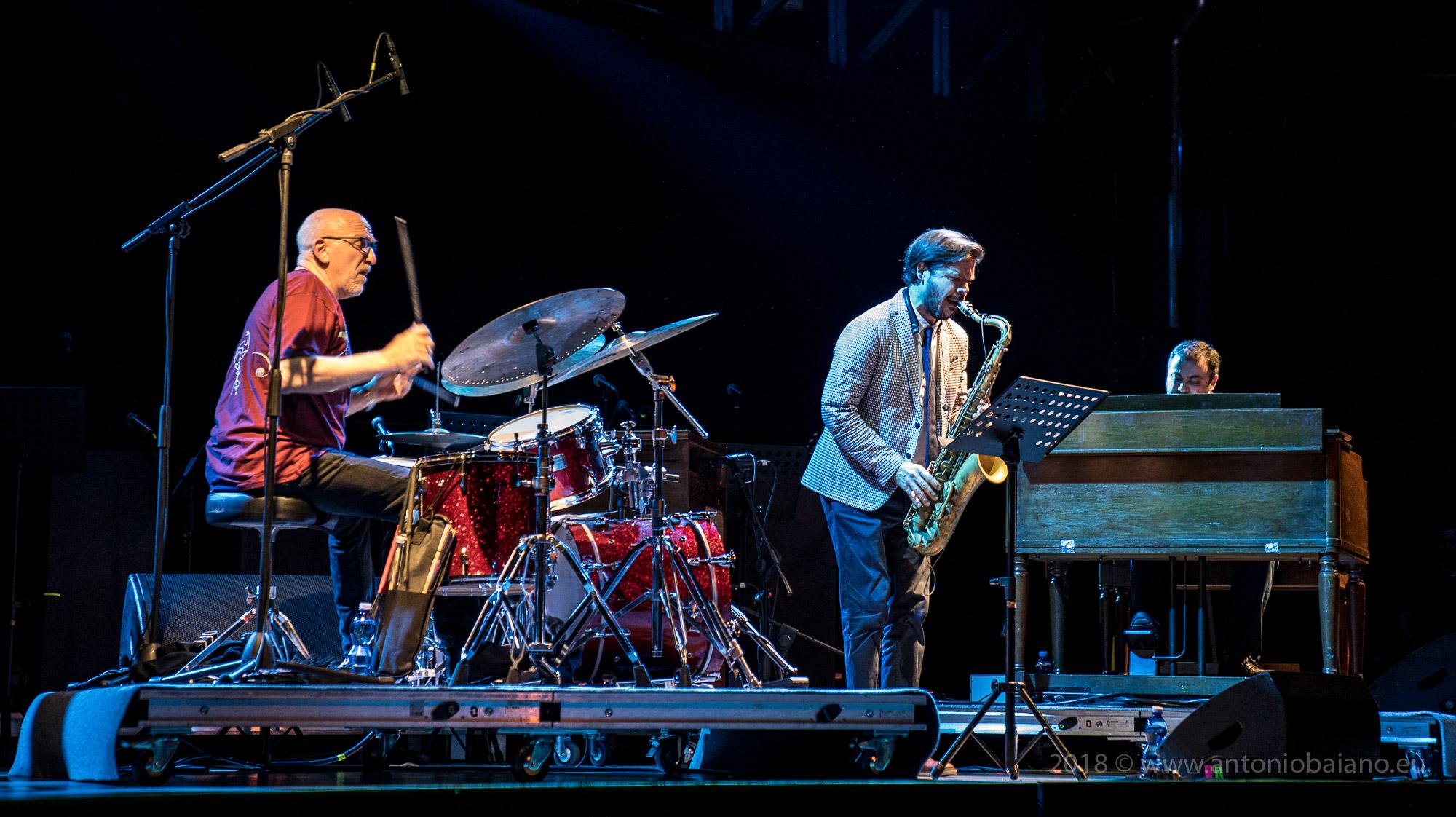 Gurrisi/Nussbaum/Blake Trio - TJF 2018