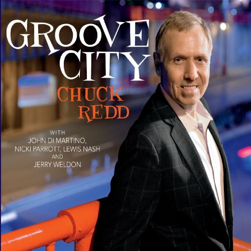 Chuck Redd Groove City cover