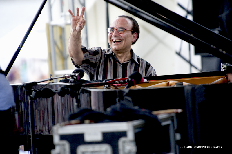 Michel Camilo / Newport Jazz Festival 2011