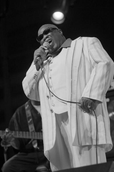 Bishop Billy Bowers / Jazz Vitoria 2009