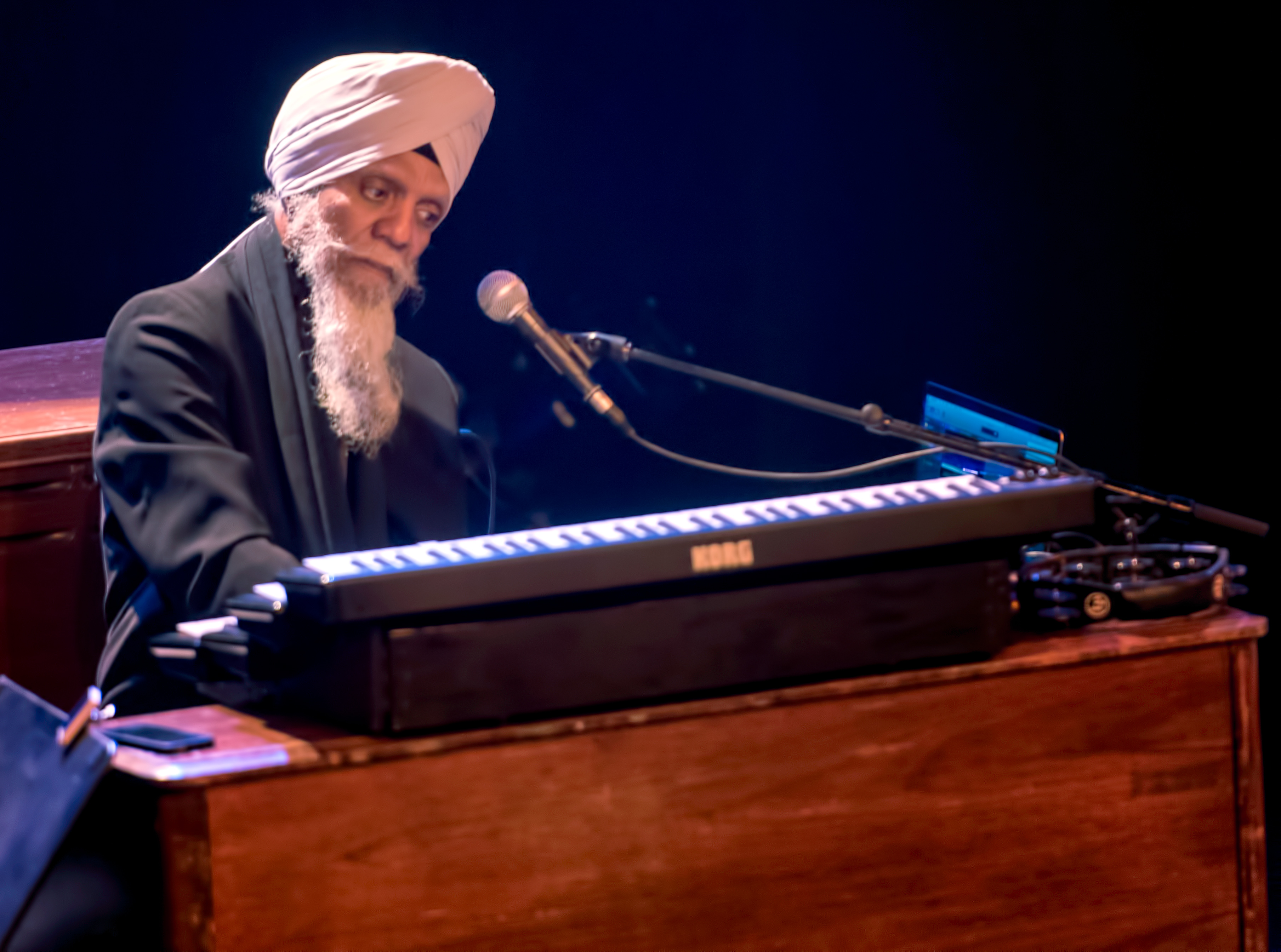 Dr. Lonnie Smith And Evolution At The Montreal International Jazz Festival 2018