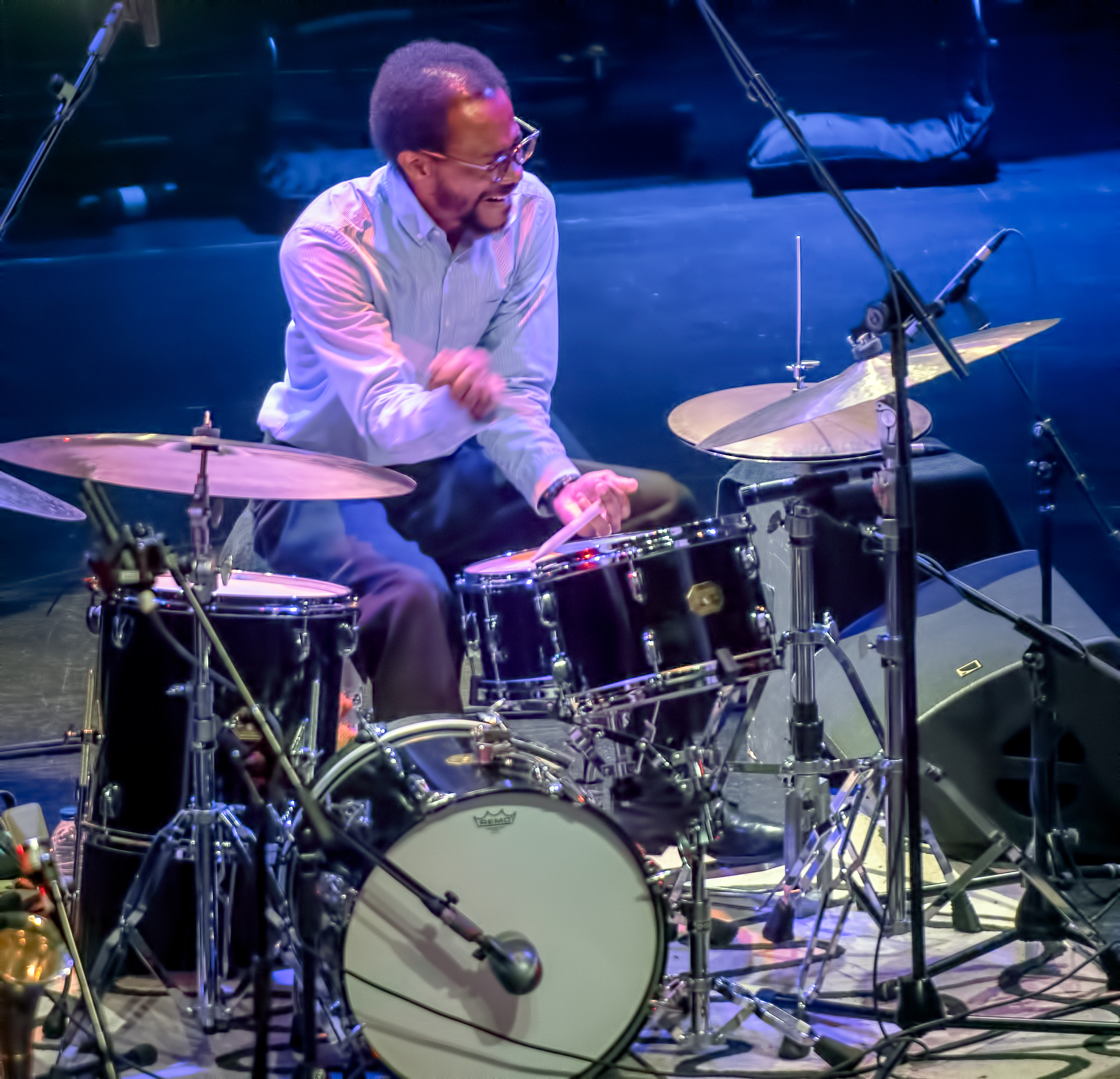 Brian Blade And The Fellowship Band At The Montreal International Jazz Festival 2018