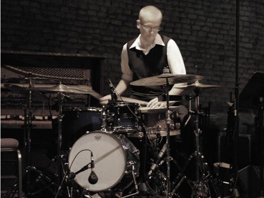Pete Johnson Drummer