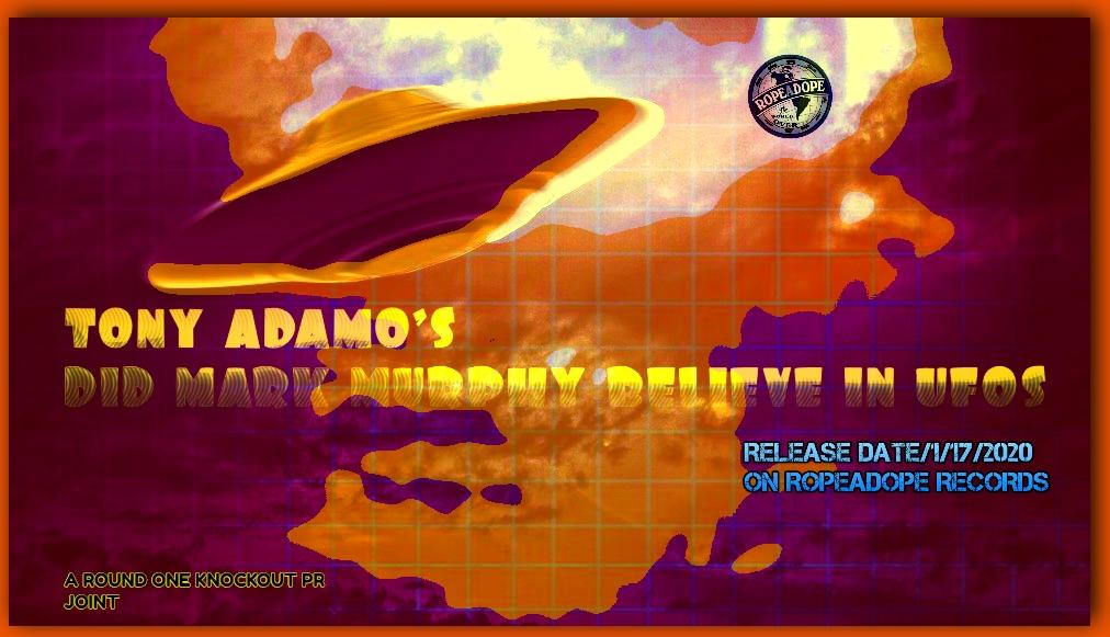 Tony Adamo/Ropeadope Records