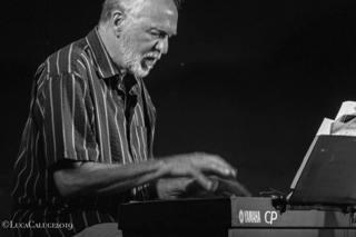 Steve Rudolph in Arezzo, Italy