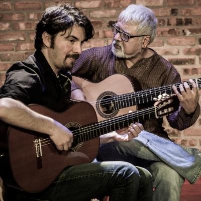 Fareed Haque And Goran Ivanovic
