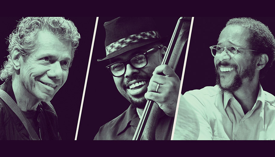 Chick Corea Trilogy With Christian McBride And Brian Blade
