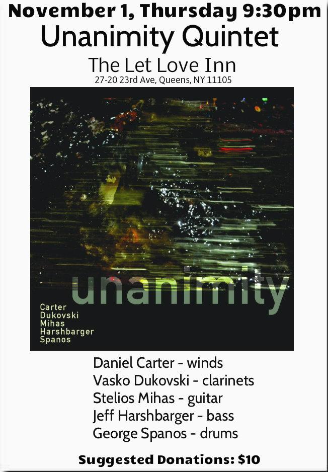 Unanimity Quintet