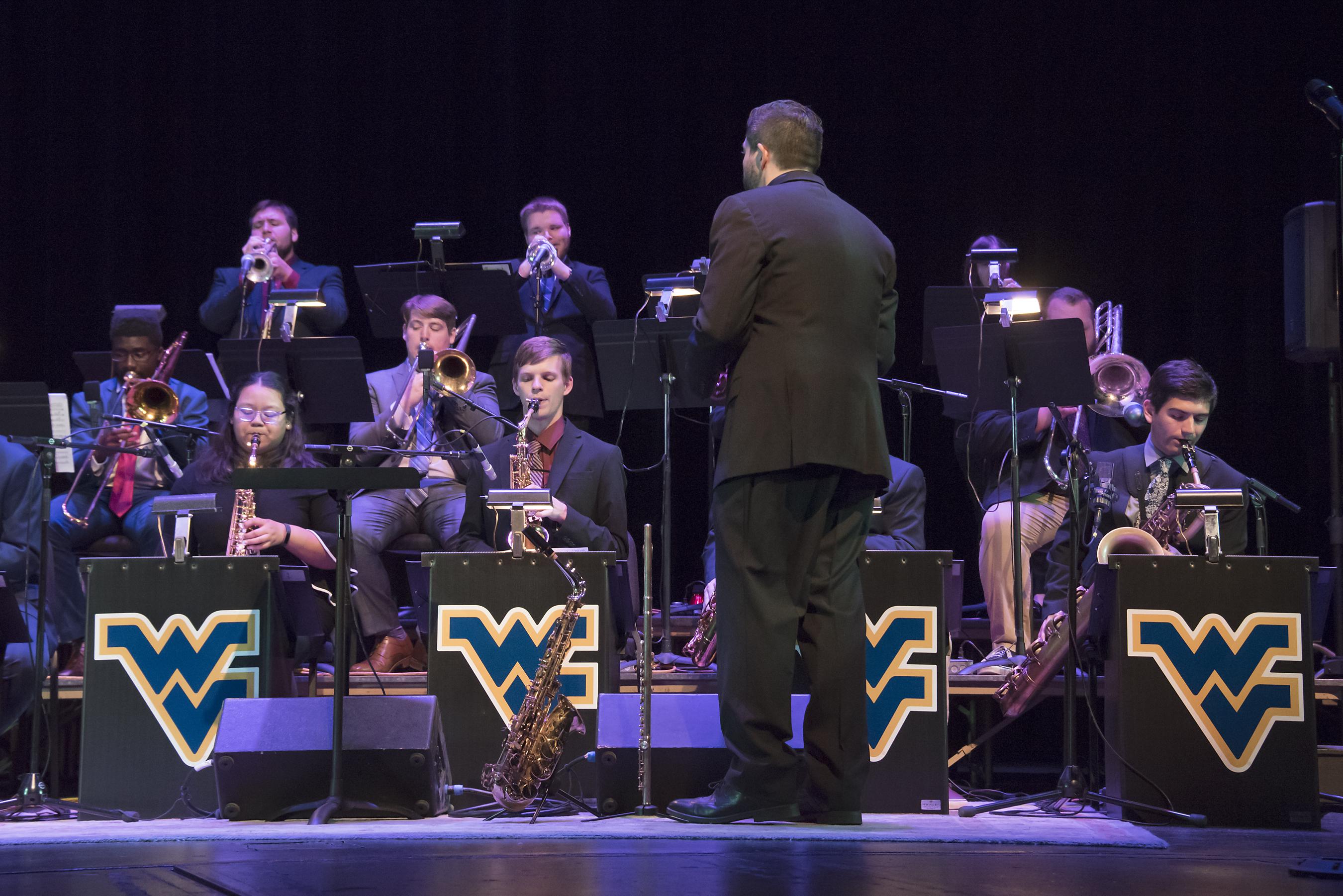 Wvu Big Band