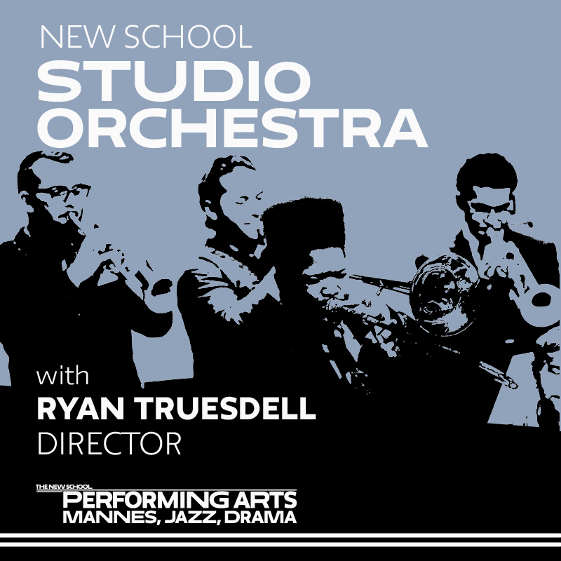 New School Studio Orchestra With Ryan Truesdell