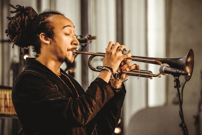 Theo Crocker Quintet