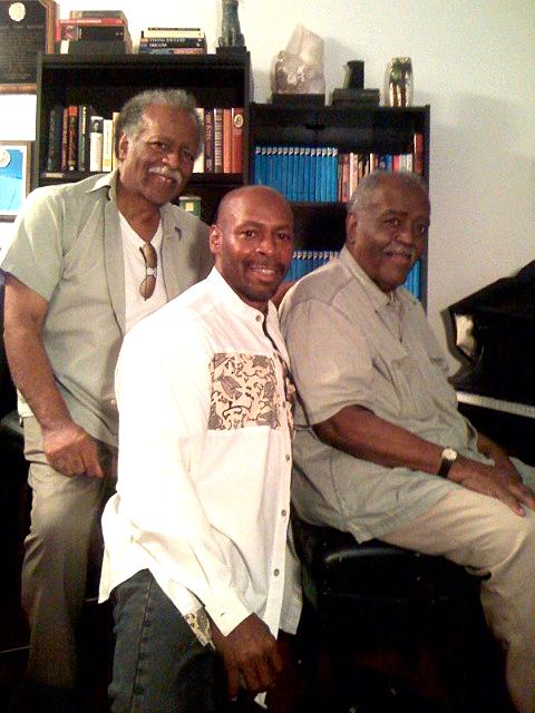 Len Bryant, Kevin Eubanks and Ray Bryant