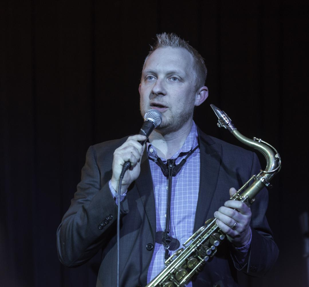 Cory Weeds With Quartet At The Nash In Phoenix
