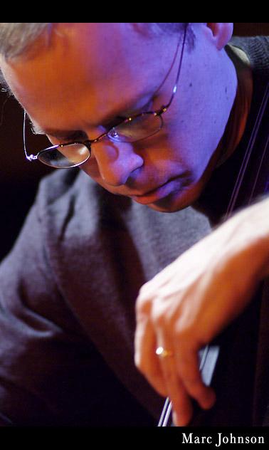 Marc Johnson, 2003
