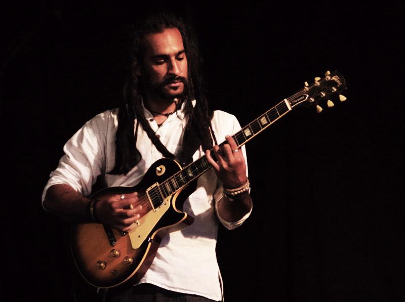 Araf Najak, King Porter Stomp, Love Supreme Jazz Festival