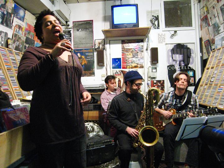 Fay Victor with Anders Nilsson, Michal Attias &Amp; Jose Davila - DMG 2007