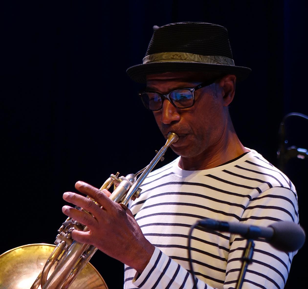 Vincent Chancey at Doek Festival 2015