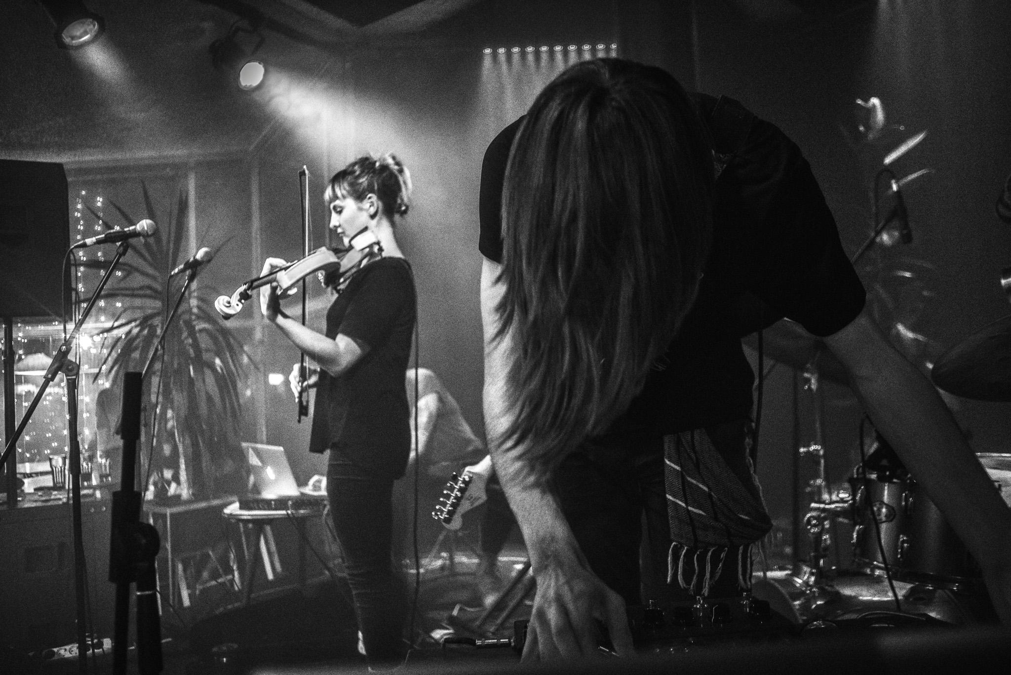 Dainora Tulgirdas Aleksaitė, Pavillion Club, Vilnius Jazz 2019