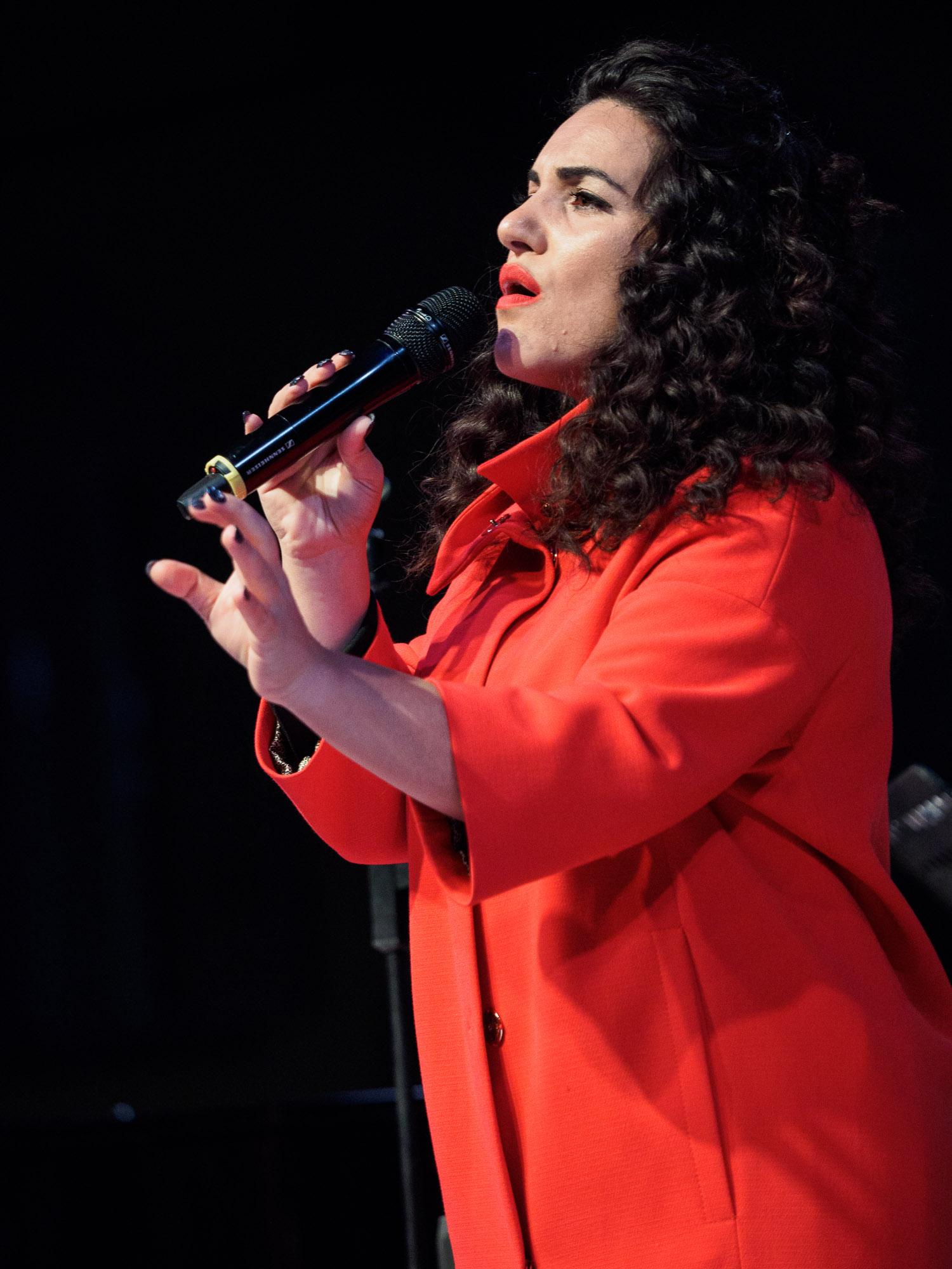 """Simona De Rosa - """"With respect to Ella"""""""