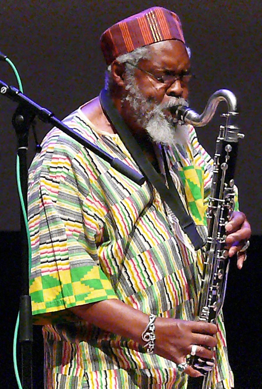 Oluyemi Thomas at vision 18