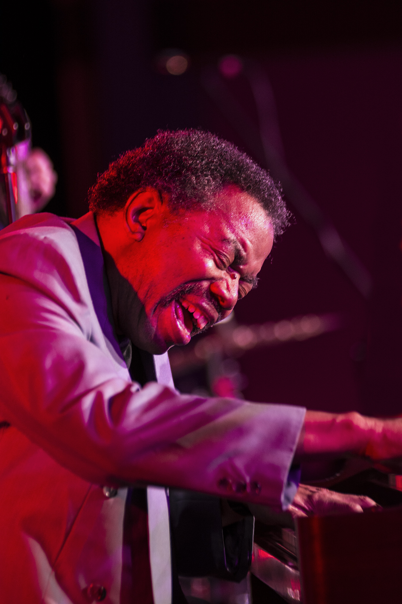 Chester Thompson at Monterey Jazz Festival 2017