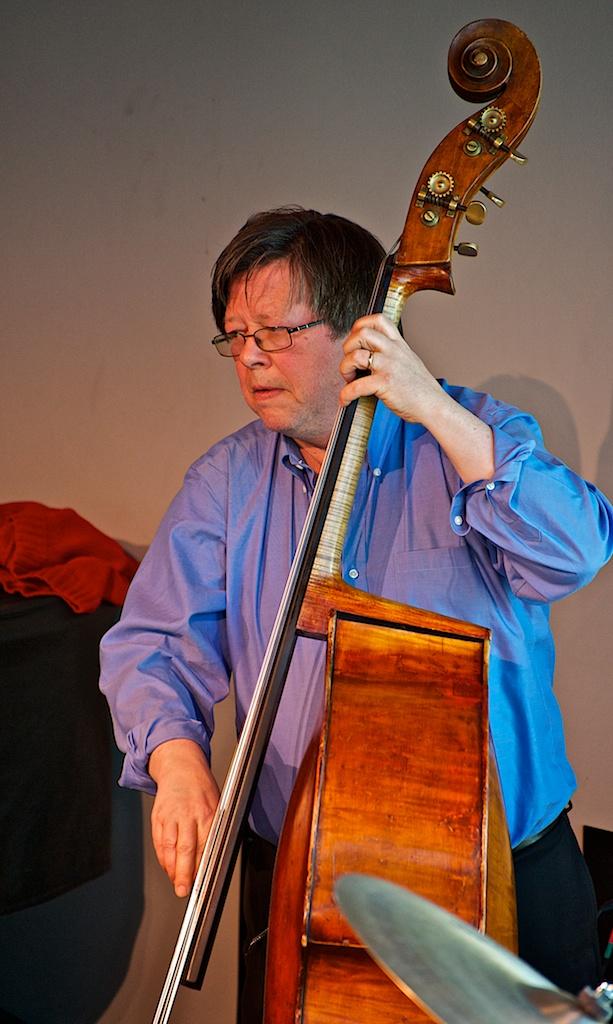 Steve Wallace - Barry Elmes Quintet - York University - Toronto