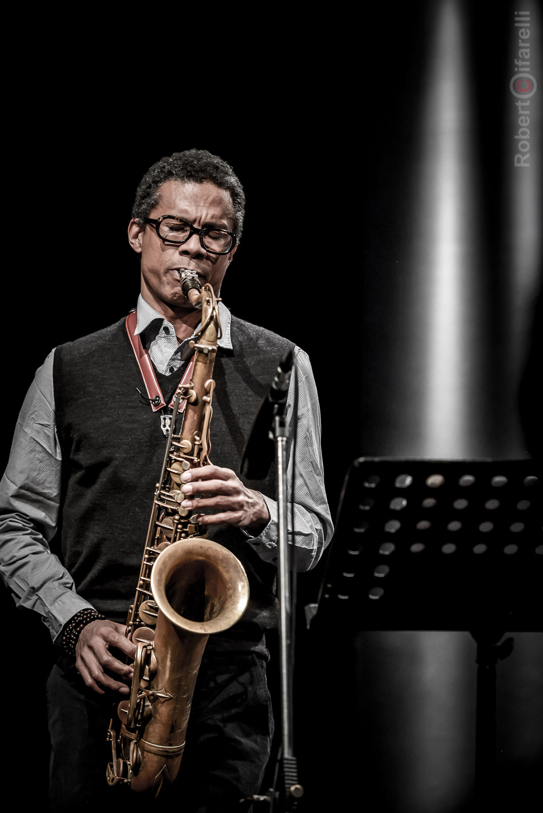 Mark Turner Fly Trio at Bluenote in Milan