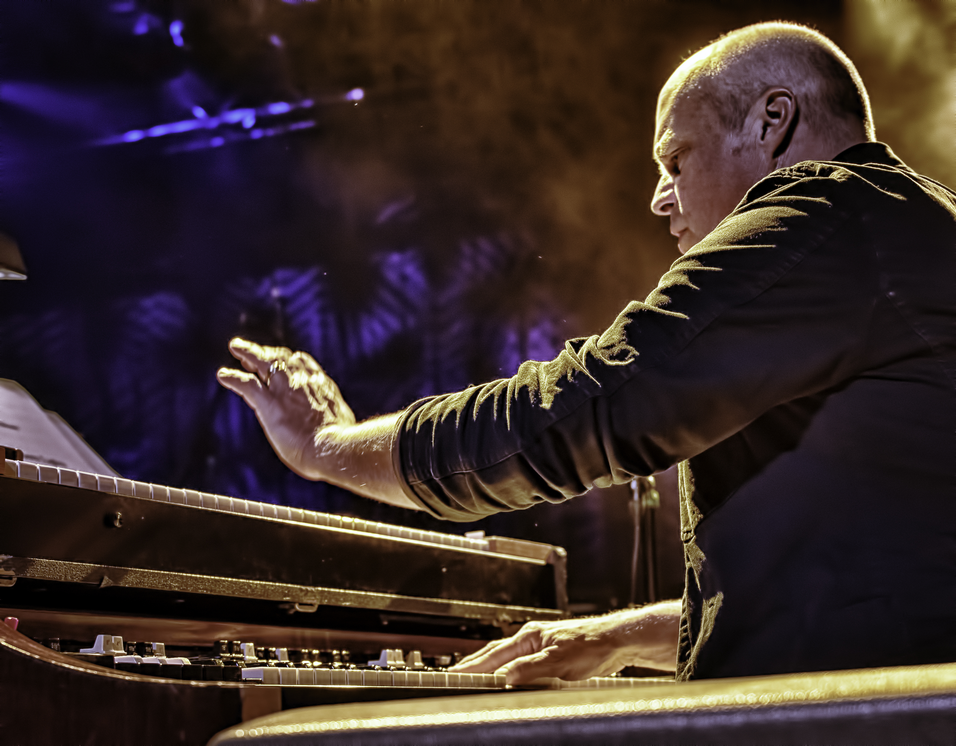 John Medeski with Medeski, Martin and Wood and Alarm Will Sound at the NYC Winter Jazzfest 2019