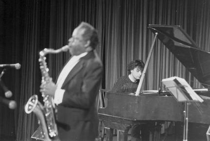 Roberto Magris and Eddie Lockjaw Davis