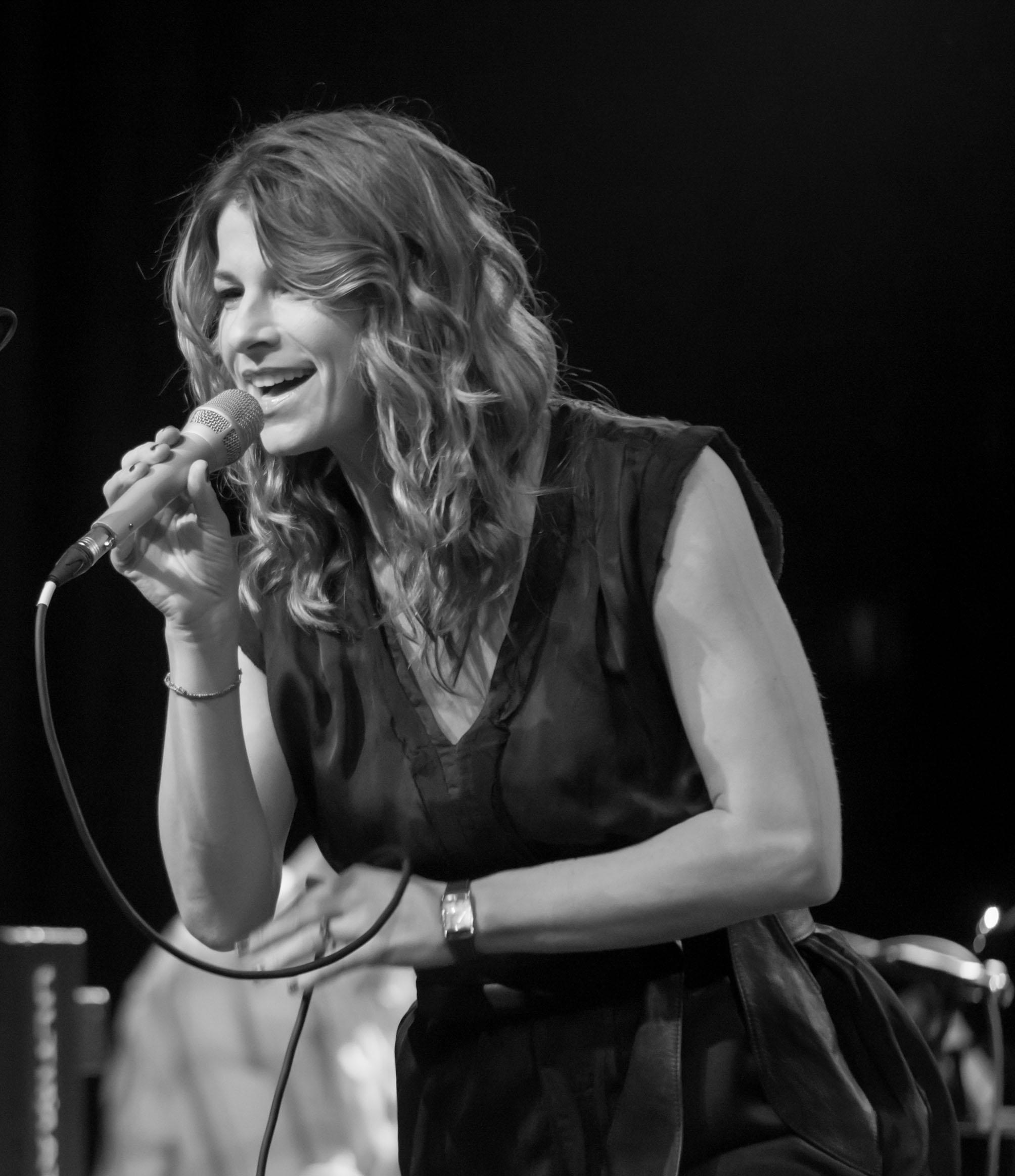 Jessica Gall, 2012 Enjoy Jazz Festival