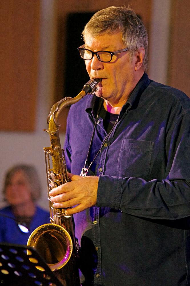 Marc Copland Quartet - Stan Sulzmann