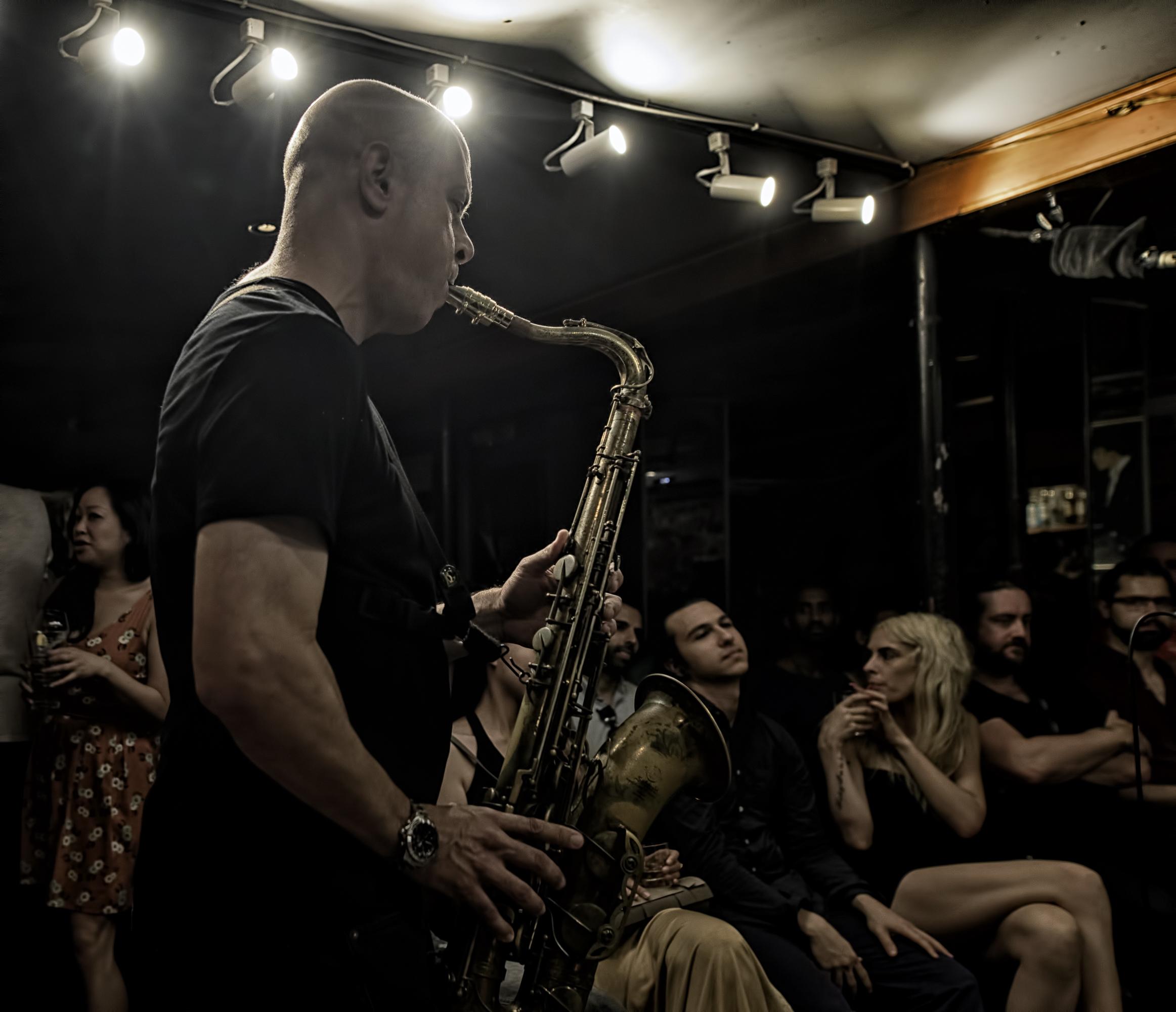 Walt Weiskopf With Quartet At Smalls Jazz Club