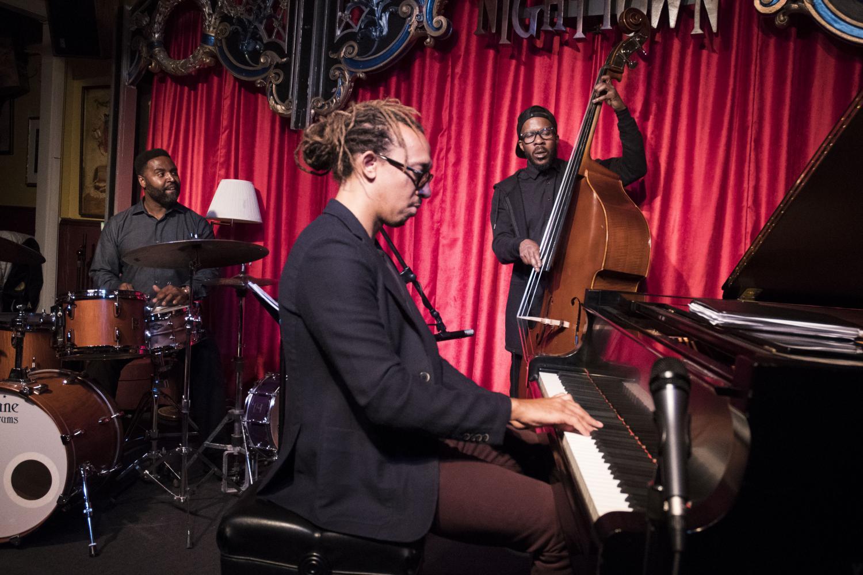 Kendrick Scott, Gerald Clayton, & Joe Sanders