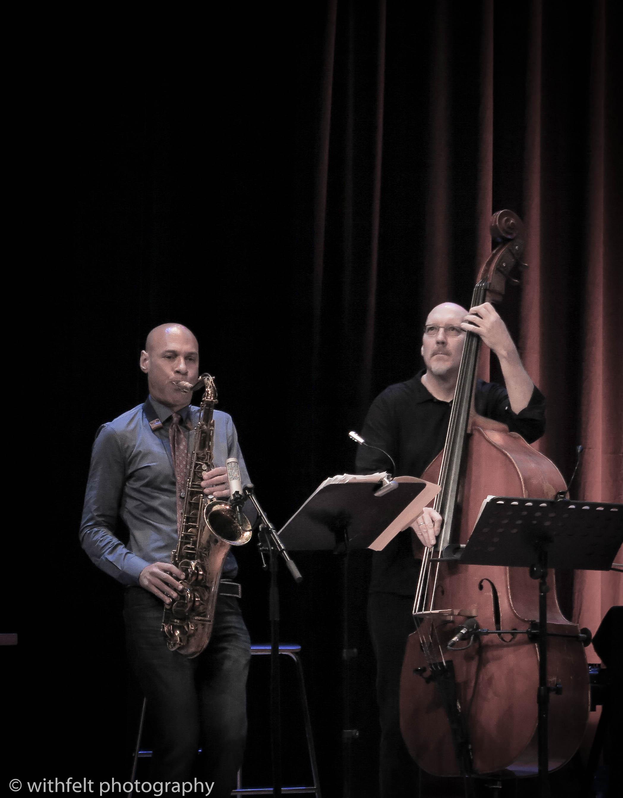 Joshua Redman & Scott Colley at Summer Jazz 2019, Copenhagen, Denmark