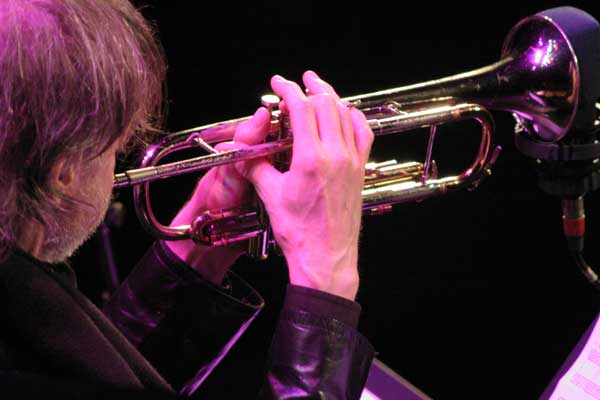 "Tom Harrell with the ""Tom Harrell Quintet"" at the Amr Jazz Festival, Alhambra, Geneva, Switzerland, 2005"