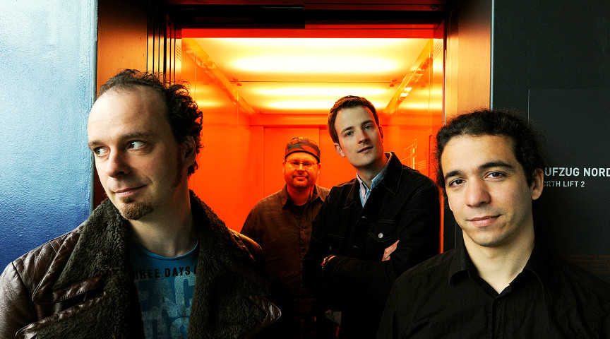 Marc Brenken - Jean-Yves Braun Quartet