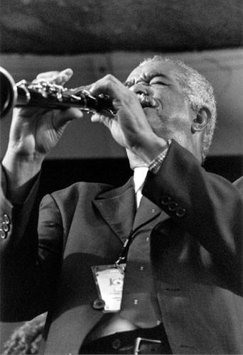 Ralph Johnson with Preservation Hall Jazz Band at MJF